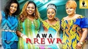 Video: Awa Arewa - Latest Blockbuster Yoruba Movie 2018 Drama Starring: Mide Martin